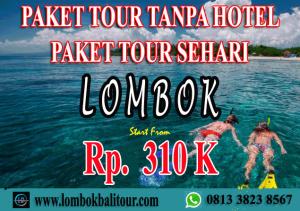 Tour Lombok Satu Hari
